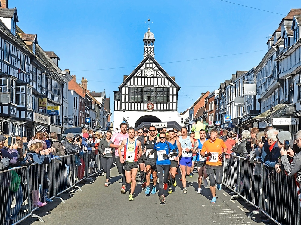 Tough route for Bridgnorth runners