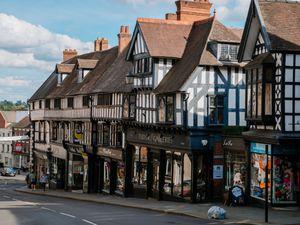 SHREWS COPYRIGHT SHROPSHIRE STAR JAMIE RICKETTS 08/08/2019 - Photos of Shrewsbury - Wyle Cop Shrewsbury.