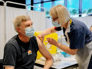 Thousands of people have been vaccinated at Telford International Centre