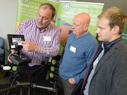 Why drones are ready to take-off for farming in Shropshire