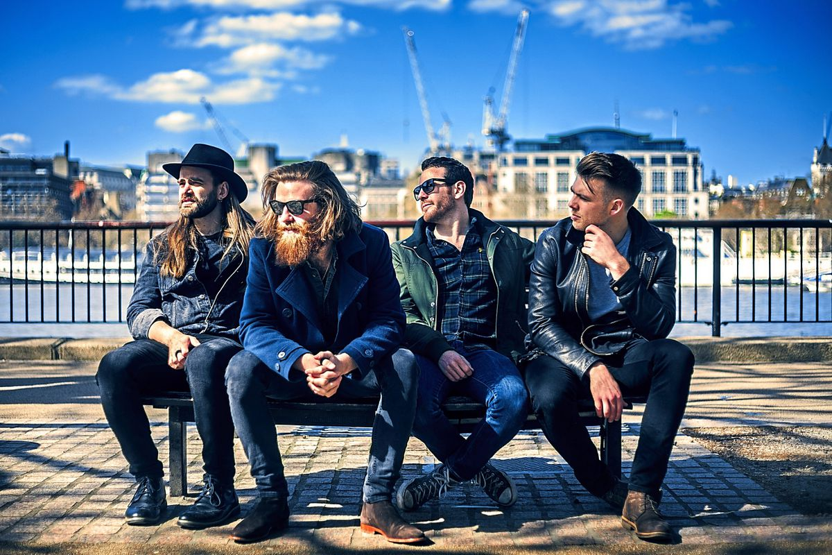 Hunter & The Bear are on a UK tour