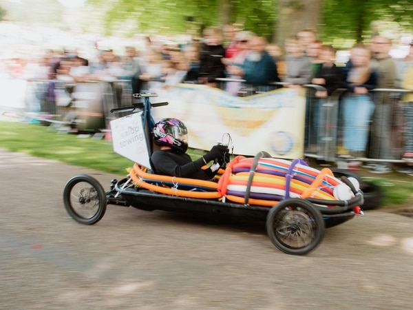 Sponsor announced for Shrewsbury's 2020 Wacky Races