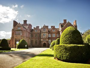 The grandest house in Shropshire?