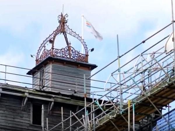 Crowdfunding campaign launched to save Shrewsbury Flaxmill's crown