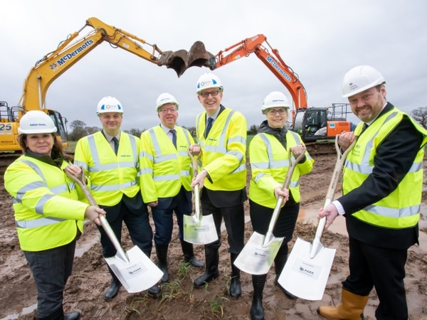 Work begins on Newport Innovation Park