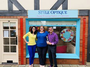 The team at Style Optique, formerly Mincher-Lockett & Co