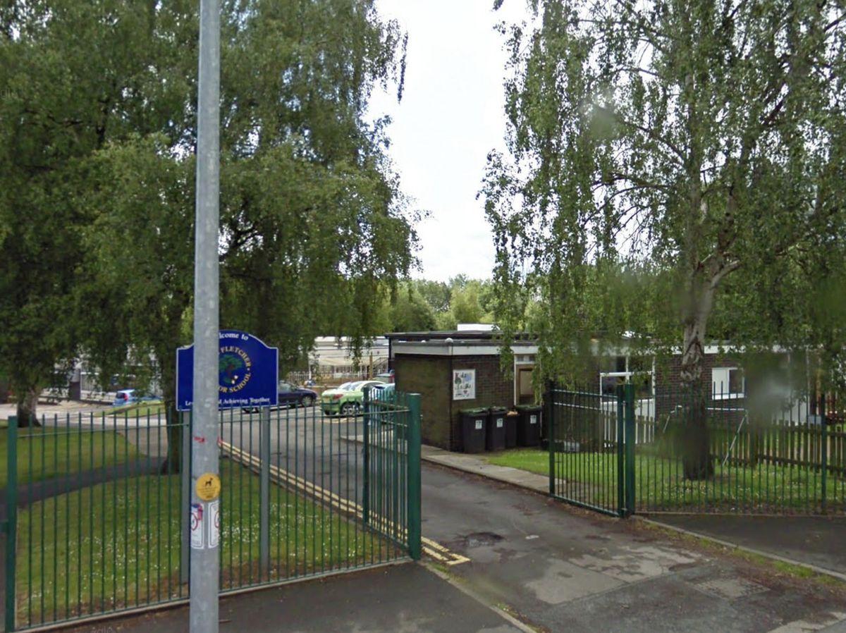 John Fletcher of Madeley Primary School. Photo: Google StreetView