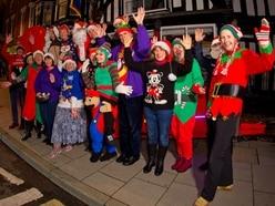 Newport sleigh tour tops £2,500 in just a week