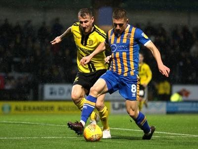 Burton 2 Shrewsbury Town 1 - Match highlights