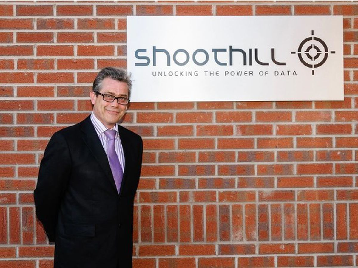 Rod Plummer, managing director of Shoothill