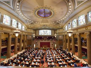 The Missouri House of Representatives