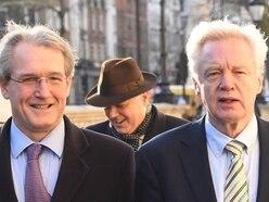 Owen Paterson hails 'constructive' Brexit meeting with PM