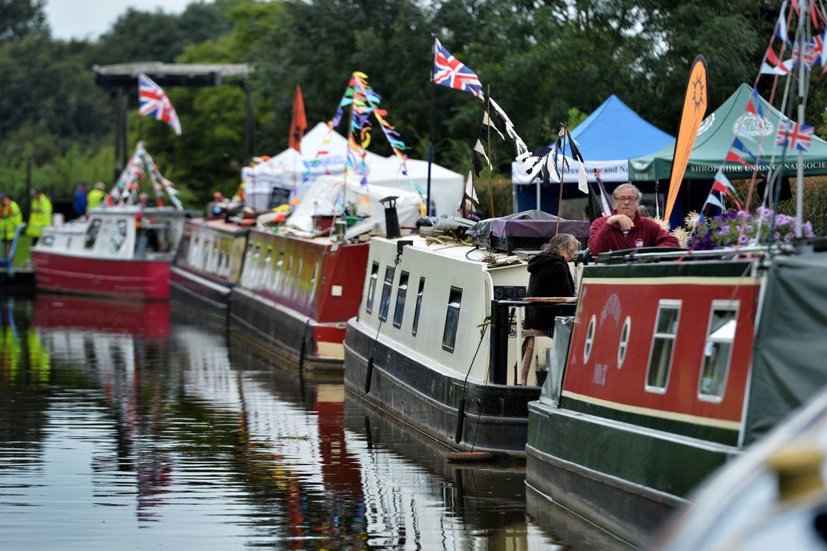 Llangollen Canal- Whitchurch Canal Festival