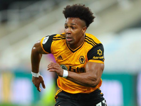 Adama Traore of Wolverhampton Wanderers. (AMA)