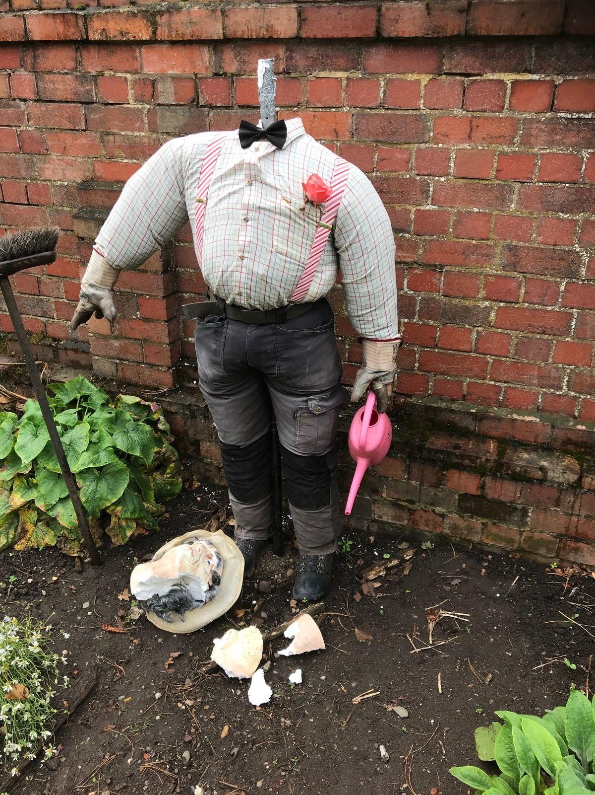 The Bridgnorth Scarecrow