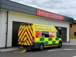Telford A&E Local plans a 'fudge', says campaigner
