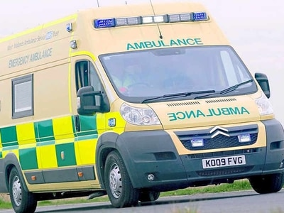 Woman, 19, injured as off-road vehicle overturns in Craven Arms