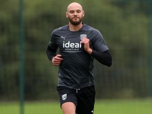 David Button of West Bromwich Albion. (AMA)