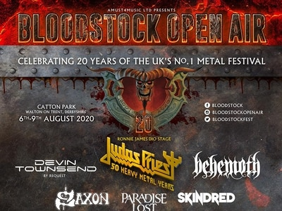 Bloodstock Festival 2020: Hatebreed, Bury Tomorrow and more announced