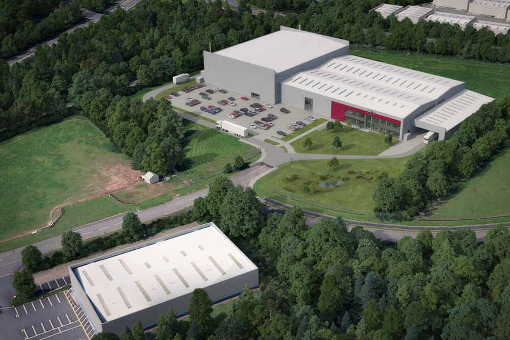 240 jobs on that way as Telford car parts factory gets go
