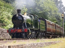 Beer festival treat for steam fans in Bridgnorth