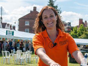 Beth Heath of Shropshire Festivals