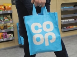 Cashier explains coupon con at Whitchurch Co-op store