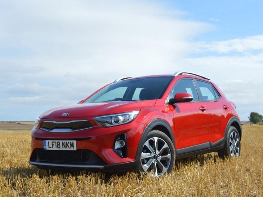Long-term report: Attempting to impress the grandparents with our Kia Stonic