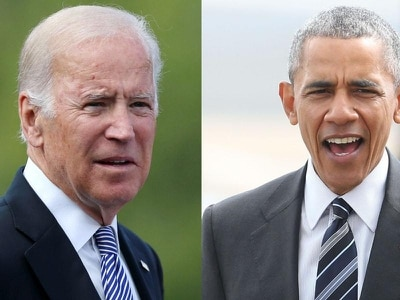 Barack Obama just wished Joe Biden a happy birthday with a brand new meme and we can't handle it