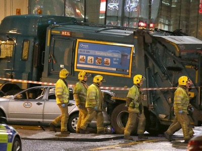 Glasgow bin lorry crash: Bid to make bus firm pay costs dismissed by judge
