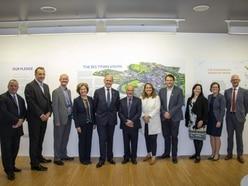 'Exciting plans' for growth of Shrewsbury as key Midland business hub