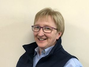 Bernadette Crayston is area manager for the Cattle Information Service