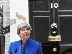 Shropshire and Mid Wales MPs back Theresa May amid general election fallout