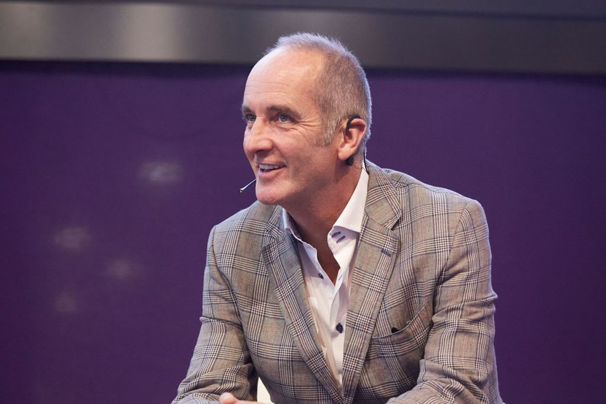 Kevin McCloud is back with Grand Designs Live at the NEC
