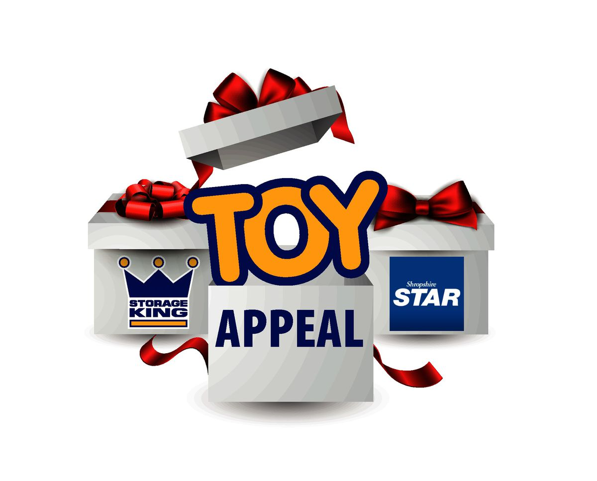 The Christmas toy appeal is back for a fifth year