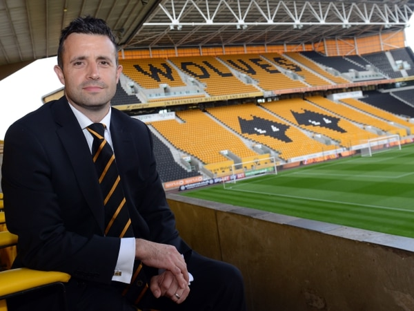 Laurie Dalrymple: 'Iconic' Molineux is Wolves' dream