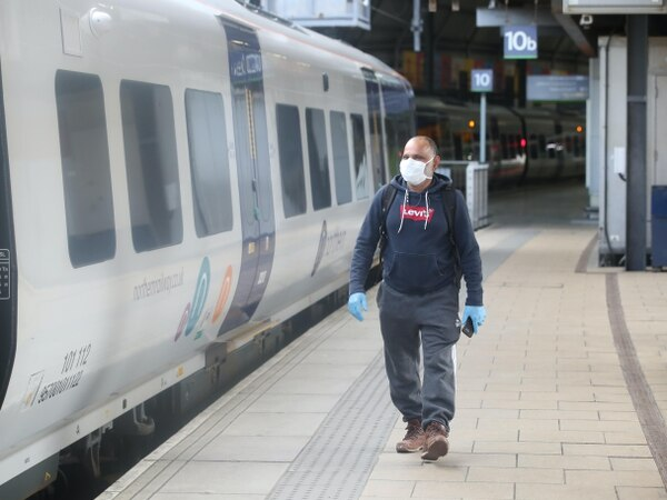 Rail punctuality reached record levels following Covid-19 outbreak