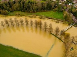 Shropshire flooding: Clean-up continues in Shropshire as county braces for further downpours