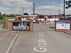 Car park full: Shrews fans fill all the slots at Wealdstone FC for Wembley play-off final