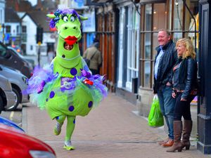 Puffina The Bridgnorth Dragon taken by Steve Leath