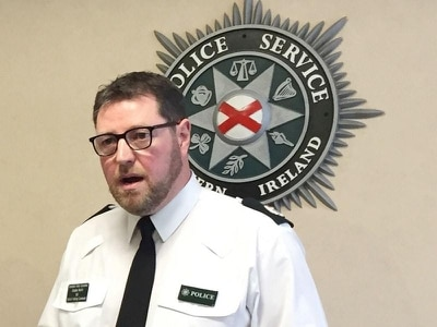Police officer urges action to move society forward after dissident attack