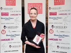 Birmingham Royal Ballet assistant director receives award