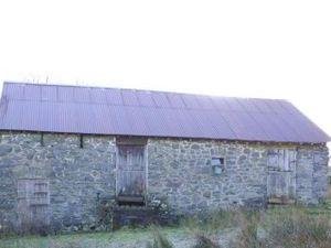 Llangadfan Barn Conversion - plans have been submitted by Cllr Tim Van Rees' firm to convert this barn near Llangadfan into a holiday let