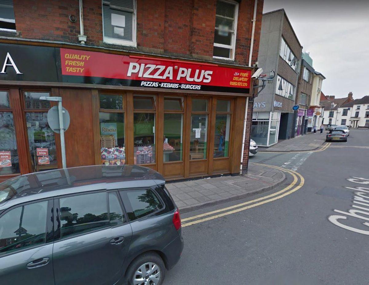 Pizza Plus in Wellington. Picture: Google StreetView