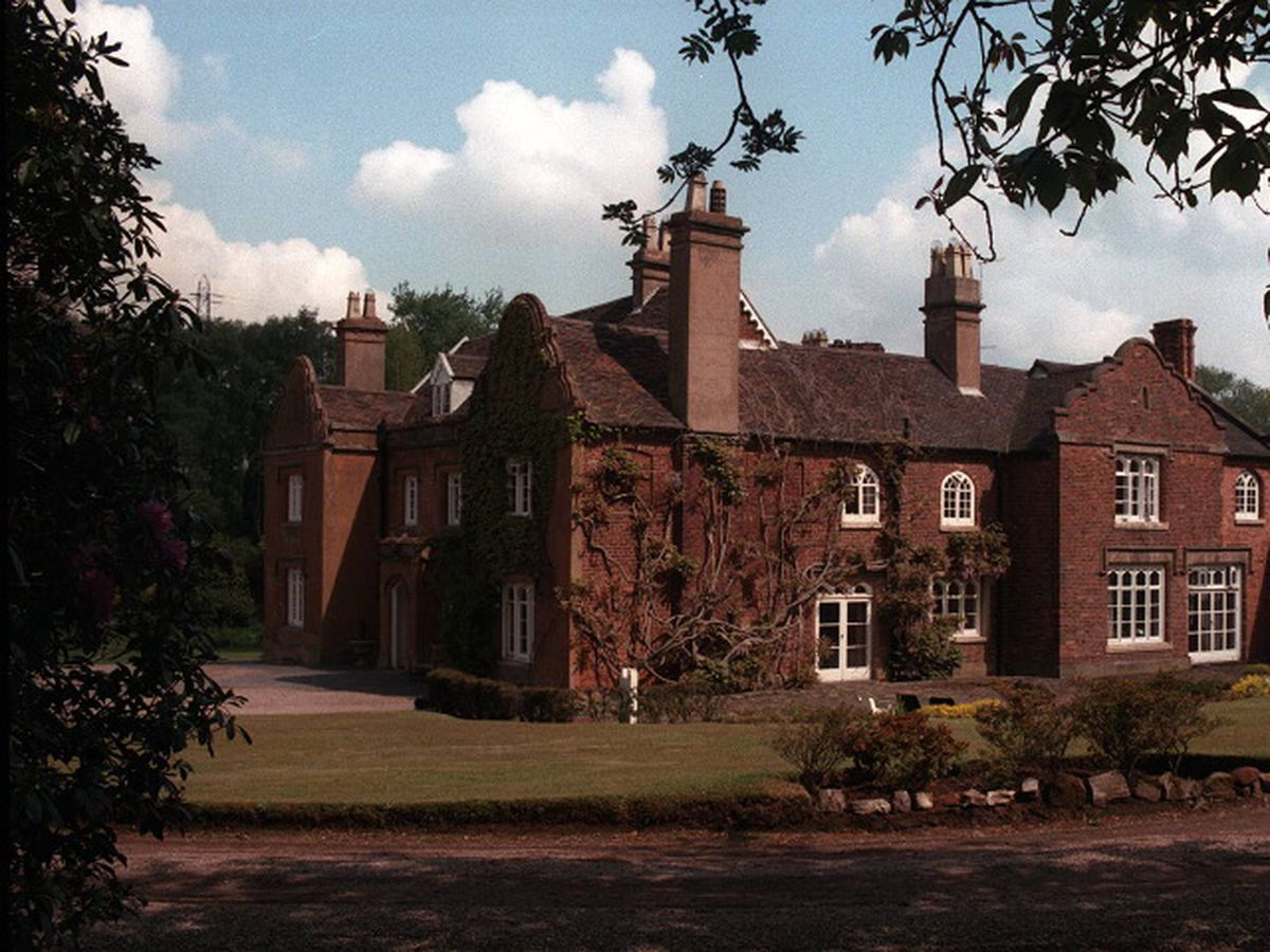 A piece of history – Holbeche House in Wall Heath is the scene of the crime