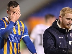 Shrewsbury Town await outcome of Shaun Whalley hamstring injury