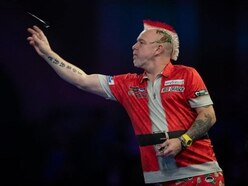 It all goes wrong for Wright as he bows out of World Championship