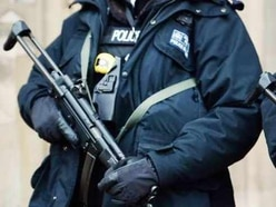 Man arrested in Whitchurch armed police drama