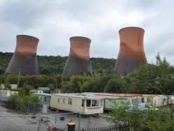 Ironbridge cooling towers: The explosive plans to bring down an icon - in pictures