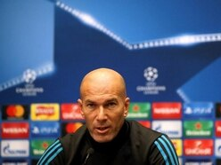 Real Madrid deserved more from draw against Real Valladolid – Zinedine Zidane